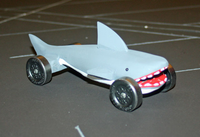 Topic Pinewood Derby
